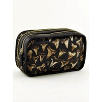 Paul Smith Shark Tooth Print Wash Bag - Accessories
