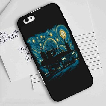 Supernatural Night iPhone Case