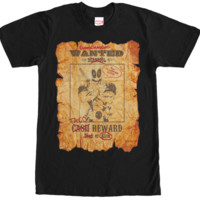DeadPool Short-Sleeve Tshirt - Chimichangas Wanted