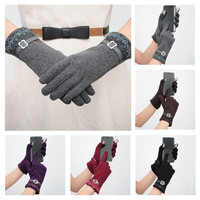Best Magic Touch Screen Gloves Smartphone Touch Screen Texting Stretch Adult = 1946912772