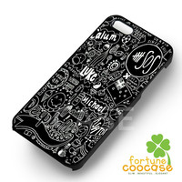 5sos collage-1nn for iPhone 6S case, iPhone 5s case, iPhone 6 case, iPhone 4S, Samsung S6 Edge