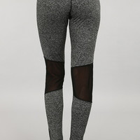 Yoga Small Patch Leggings