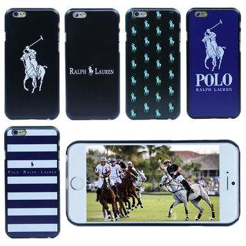 POLO Ralph Lauren lookalike Logo Sports Activities Games Protection Cover Case for iphone 4/4s/5/5s/5c
