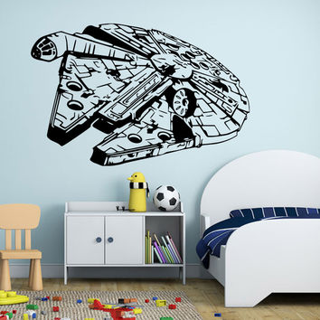 Stylish Star Wars Wall Sticker (88*57cm) = 4152756164