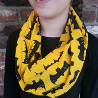 Batman scarf