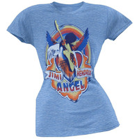 Jimi Hendrix - Angel Juniors T-Shirt