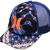 Hurley One and Only Women's Trucker Hat - Hyper Cobalt
