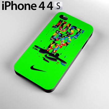 Nike Just Do IT Case For iPhone 4 / 4S, 5C, 5 / 5S NJ2A