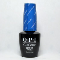 OPI Soak-Off UV Gel Polish Super trip I cal I figi istic GCF87