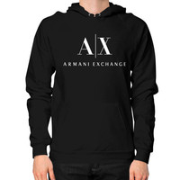 Armani Exchange Hoodie (on man)