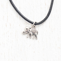 Mini Elephant Choker