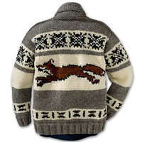 Women's Cowichan Sweater