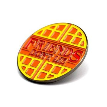 The Friends Don't Lie Pin