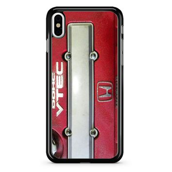 Dohc Jdm Honda Vtec iPhone X Case