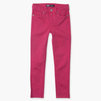 Girls' Levi's Little (4-6x) Soft Blue Leggings - Ultra Pink - Kids