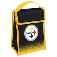 Pittsburgh Steelers Insulated Gradient Lunch Bag