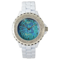 Wrist Watches with the Zodiac Signs