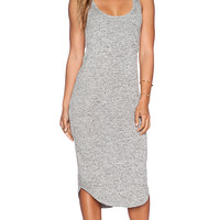 Riller & Fount Gerrard Dress in Gray