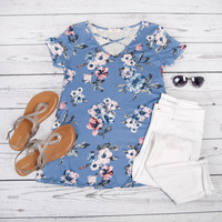 May Flowers Top