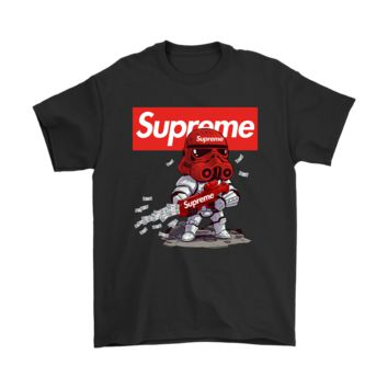 DCCK Star Wars Storm Trooper Supreme Shirts