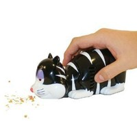 Kitty Crumb Sweeper Vacuum Miniature Kitten Tabletop Vacuum