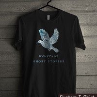 Coldplay Bird Tattoo - tr3 Unisex Tees For Man And Woman / T-Shirts / Custom T-Shirts / Tee / T-Shirt