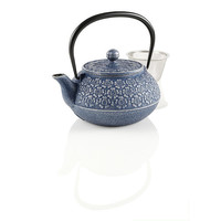 Cherry Blossoms Japanese Cast Iron Teapot at Teavana
