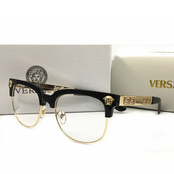 3956140e86 Versace Men Women Fashion Popular Shades Eyeglasses Glasses Sung