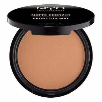 NYX Matte Bronzer - Light - #MBB01