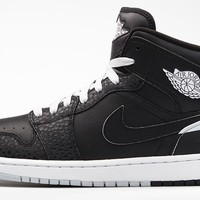 "Air Jordan 1 Retro '86 ""Black/White-Pure Platinum"""