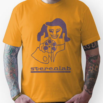 "Stereolab ""Flyer"" Unisex T-Shirt"