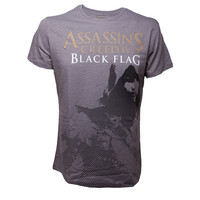 Assassin's Creed® IV Black Flag™ - Kenway Stencil Official T-Shirt