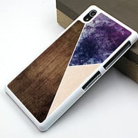 sony new sony cover,art wood sony cover,wood grain sony Z3 case,old wood sony Z2 case,wood design sony Z1 case,metal wood sony Z case