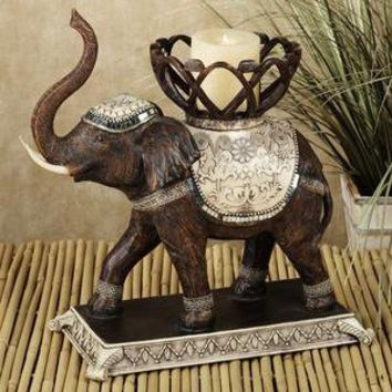 Raj the Magnificent Elephant Sculpture