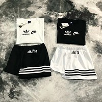 '' Adidas '' Fashion Simple Skirt