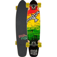 Freeride Skateboards Flocks Cruiser Skateboard Rasta One Size For Men 26565394701