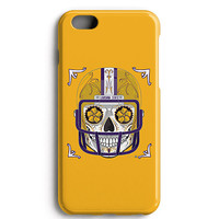 LSU Sugar Skull Phone Case