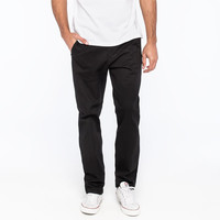 Levi's Mens Chino Pants Black  In Sizes