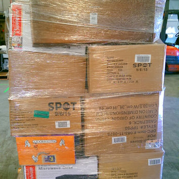 TARGET General Merchandise HIGH VALUE Pallet 151110-16