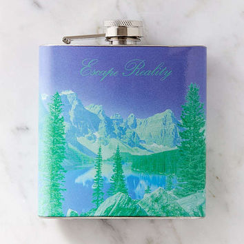 Escape Reality Flask | Urban Outfitters