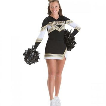 Home :: Cheer :: Cheer Uniforms :: Cheer Shell and Cheer Skirt