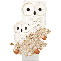 SNOW WHITE OWL DUOWallflowers Fragrance Plug