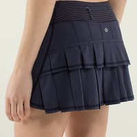 Run: Pace Setter Skirt (Regular) *4-way Stretch