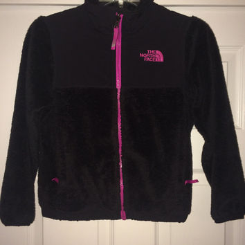 Sale!! Vintage The NORTH FACE track jacket girl's TNF windbreaker