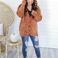 Changing Colors Cardigan