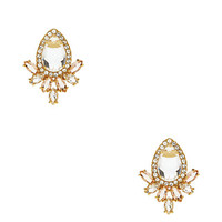 Kate Spade Razzle Dazzle Cluster Statement Studs Multi ONE