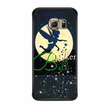 tinkerbell in the moon christmas samsung galaxy s6 s6 edge s3 s4 s5 cases