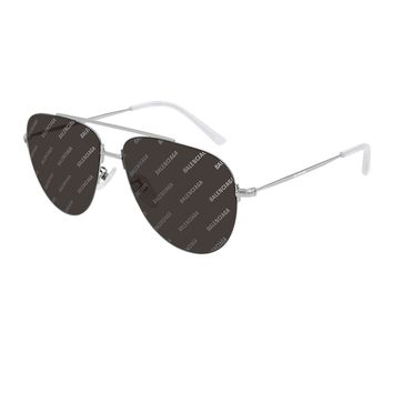 All Over Print Aviator Sunglasses by Balenciaga