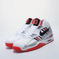 Air Trainer SC Hi Quickstrike 'Ohio State'