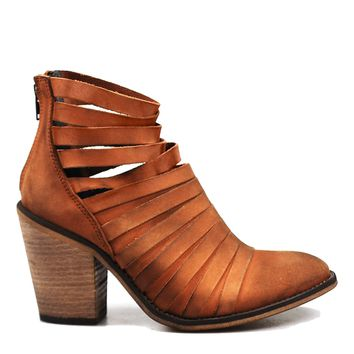 Free People Hybrid Heel Boot Women's - Terracotta